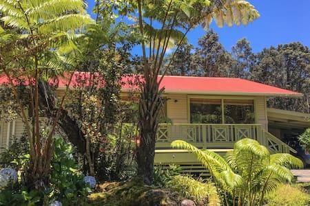 Unique Plantation Style Cottage! - Volcano - House