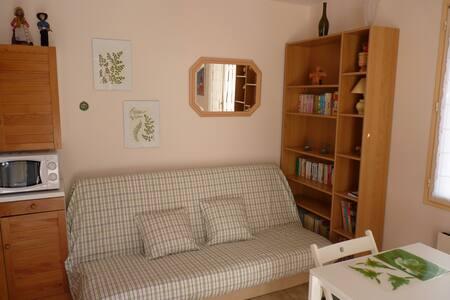 Logement calme au fond d'un jardin - Villa