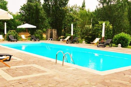 Amazing villa with pool close to Rome - Grottaferrata - Villa