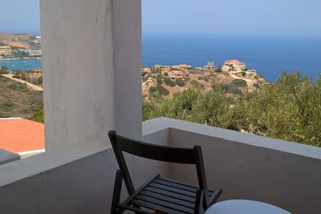 AMAZING SEA VIEW DOUBLE ROOM - Annat