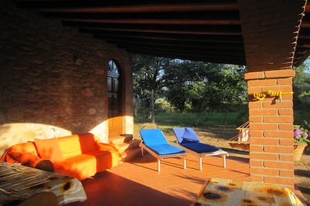 appartamento in casa di campagna - Scarlino - Apartment