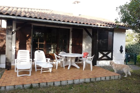 Nice house, near Golf, 800m of the sea + 2bikes - Haus