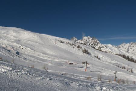Ski et soleil - Appartement