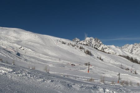 Ski et soleil - Byt