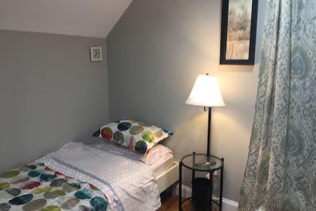 Clean and cozy room - Malden - Huis