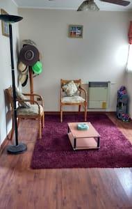 Segundo piso 2 hab, baño, living y auto alquilable - Quilicura