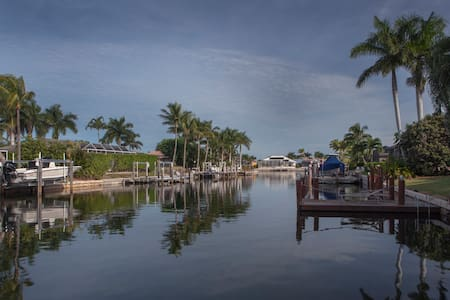 Marco Island, FL Waterfront House - Marco Island - Hus