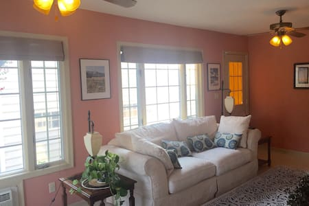 Charming & Cozy Room near Beach - Prince Frederick - Casa