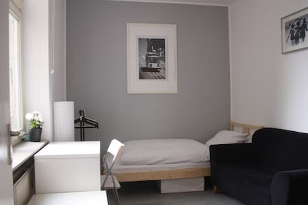 Bright and very silent room in lovely area - Appartamento