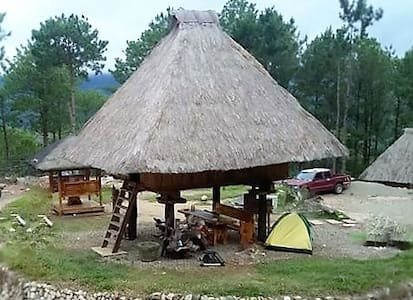 Sagada! Lovely Traditional Houses - Baraka