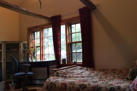 Abigail's loft room. - Ház