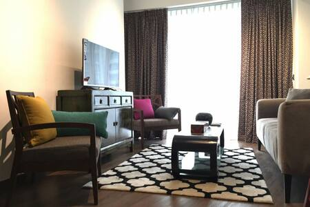 Stylish, Bukit Bintang, KL centre and trendy area - Lakás