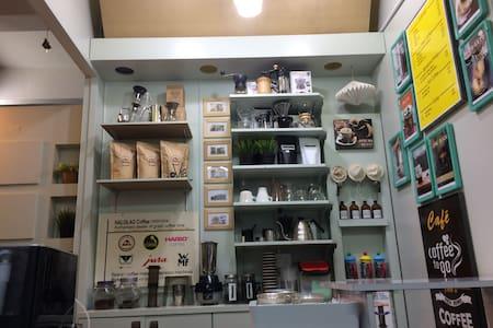 打一份咖啡小馆工换一个简单住宿 - Szoba reggelivel