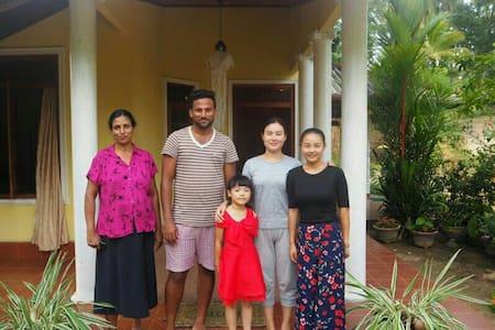 Great location...Awesome family - Balapitiya