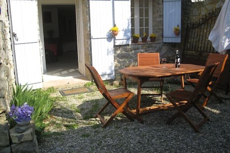 Comfortable apartment Petite Plaisance in Lagrasse - Lagrasse - Flat