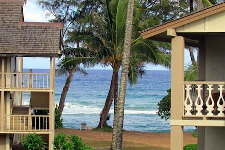 Paradise Found!  Ocean Views! - Kapaa - Apartment
