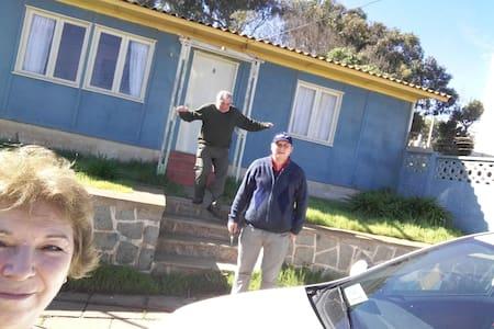 Casa Los Vilos en Condominio-ENDESA - Los Vilos - House