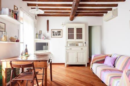 Grazioso appartamento in storica locanda - Modena - Wohnung