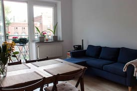 Picture of Large room with balcony in the center of Szczecin