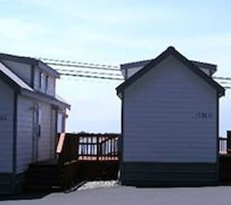 Eagle Bay Vacation Rentals/ Cabin #2 Pacific - Gold Beach - Cabane