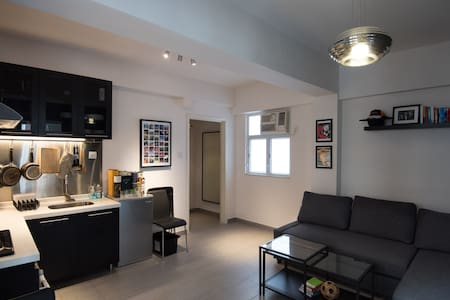 Modern appt with private rooftop - Hong Kong, Hong Kong - Apartment