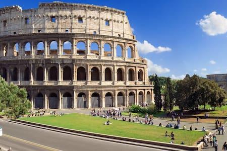 Colosseum Garden Apartment - Roma - Apartment
