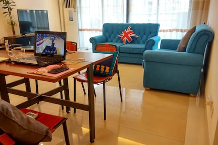 Single bed in a quard room(Clean & Comfort Hostel) - Canton - Appartement