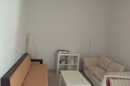 Διαμέρισμα 57τ.μ στο κέντρο του Αλιβερίου - Aliveri - Leilighet