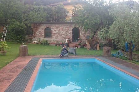 Un Sogno: Orangerie con piscina - Florenz - Loft