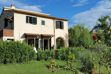San Marco traditional country house - Campagnatico - Haus