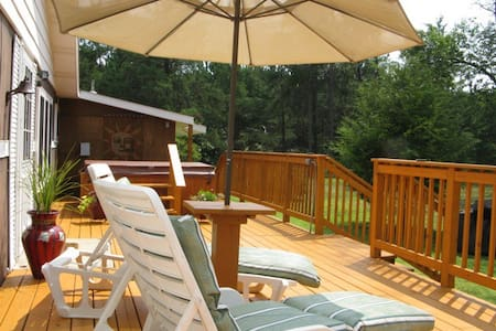 *Castle Rock Lake*  Clean and Cozy with Jacuzzi - Diğer