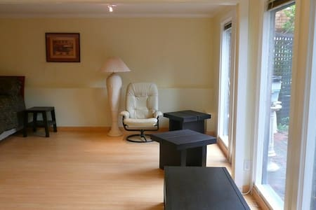 Cottage near beaches.  Relax for the weekend - Mill Valley - Apartment