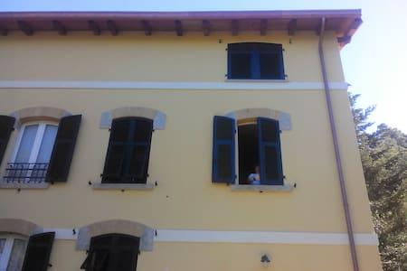Mansarda Conchiglia Marina a Deiva - Cinque Terre - Leilighet