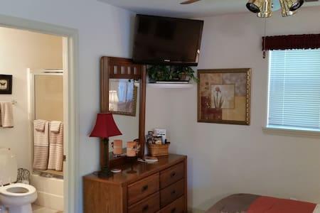 Cozy, quiet condo near Silver Dollar City - Appartement en résidence