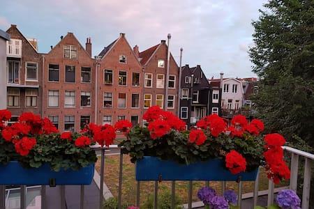 Great Studio/loft 45m2 downtown! - Amsterdam - Apartment