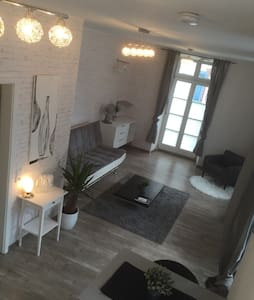 Charmantes Apartment in rastatt - Rastatt - Apartamento