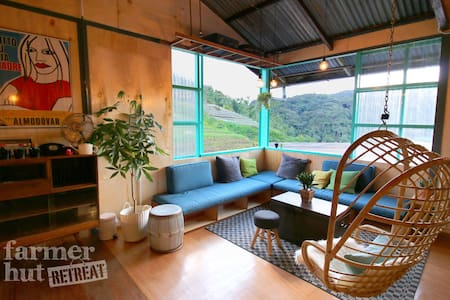 A farmer hut overlook mountain view - Brinchang - Casa