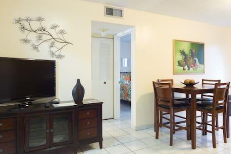Beautiful Miami Apartment - Řadový dům