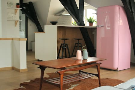 Apartment 1 min walk to Grand Place - Apartment