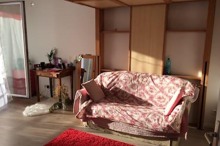 Chaleureux Studio - Balcon ensoleillé - Apartment