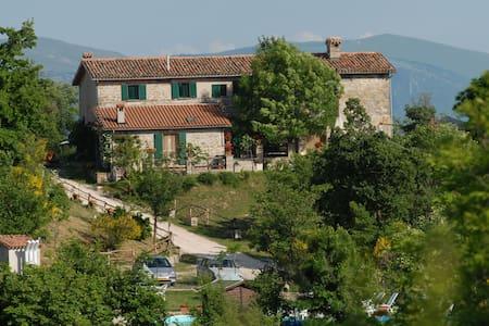 Il Palazzetto - Gubbio (2+2 pax ) - Wohnung