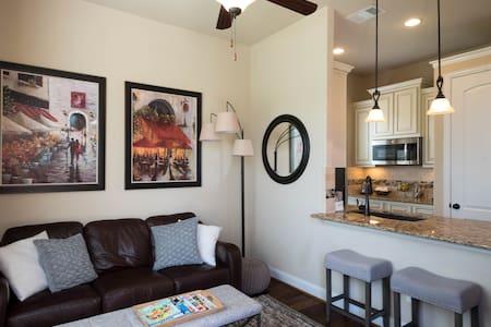 Cozy Apt in Round Rock. Quiet, New! - Round Rock - Appartement