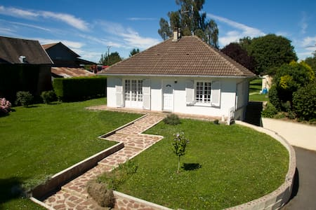 Maison de charme - jardin luxuriant - Caumont - Dům