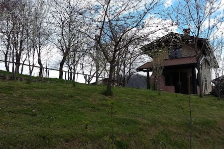 Casa immersa nel verde - Provincia di Cuneo - Hus