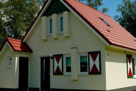 Heerlijke vakantiewoning op particulier park - Heeten - Srub