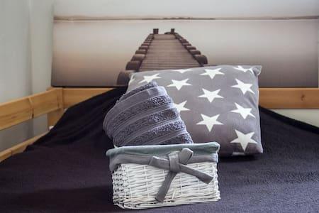 Lac/océan...chambre en mezzanine - Bed & Breakfast