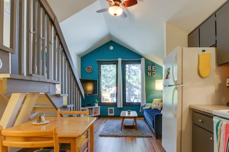 Modern and Cozy 1BR Apartment Near Mt. Bachelor - Bend - Lejlighed