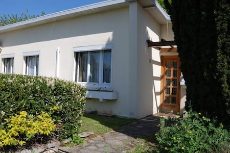 Nice house with a large garden - Fresnes - Rumah