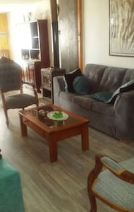 Dos habitaciones Agradable Ambiente Hogareño - Casa