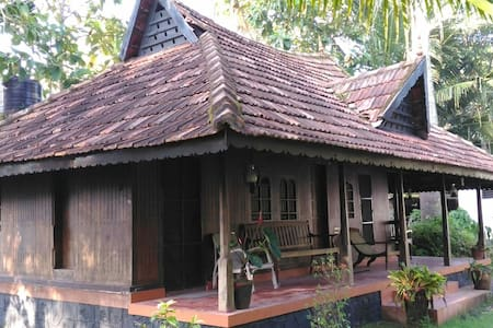 SOLACE HERITAGE HOME ALAPPUZHA - Alappuzha - Bed & Breakfast
